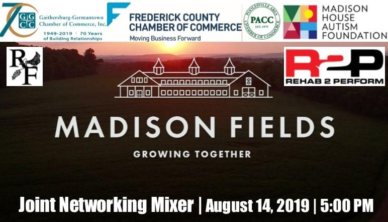 Joint Mixer with Frederick & Poolesville