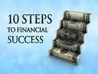 Level Up: Steps to Finding Financial Success